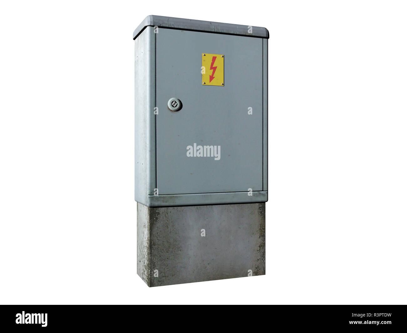 optional power house - Stock Image