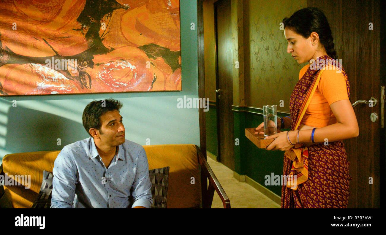 Prod DB © Inkpot Films Private Limited - Cine-sud promotion / DR MONSIEUR SIR de Rohena Gera 2018 IND./FRA. Vivek Gomber Tillotama Shome. - Stock Image