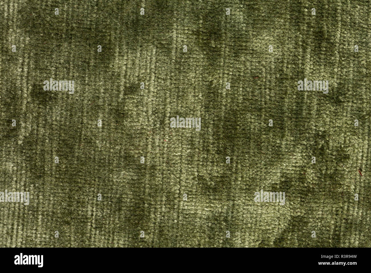 Shiny Light Green Velvet Texture On Macro Stock Photo Alamy