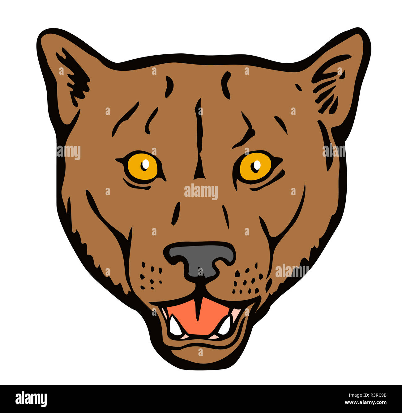 Anthro Lion Head Template Wwwmiifotoscom