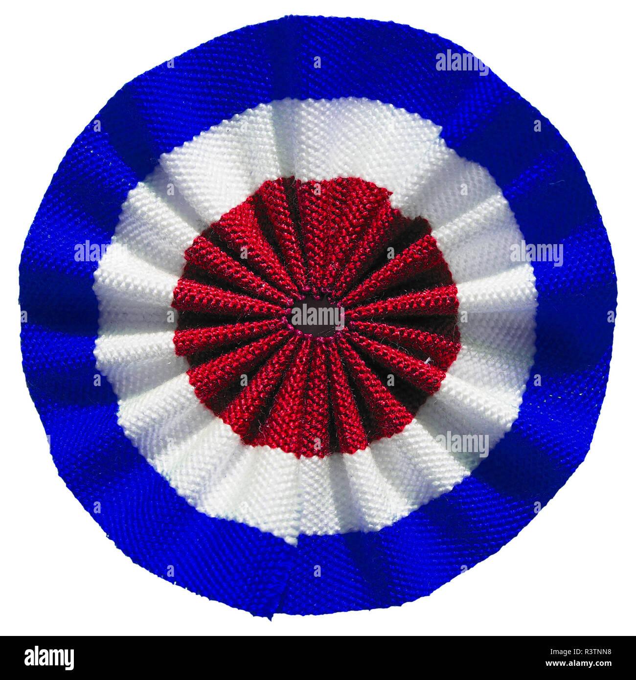 Roundel of UK - Stock Image