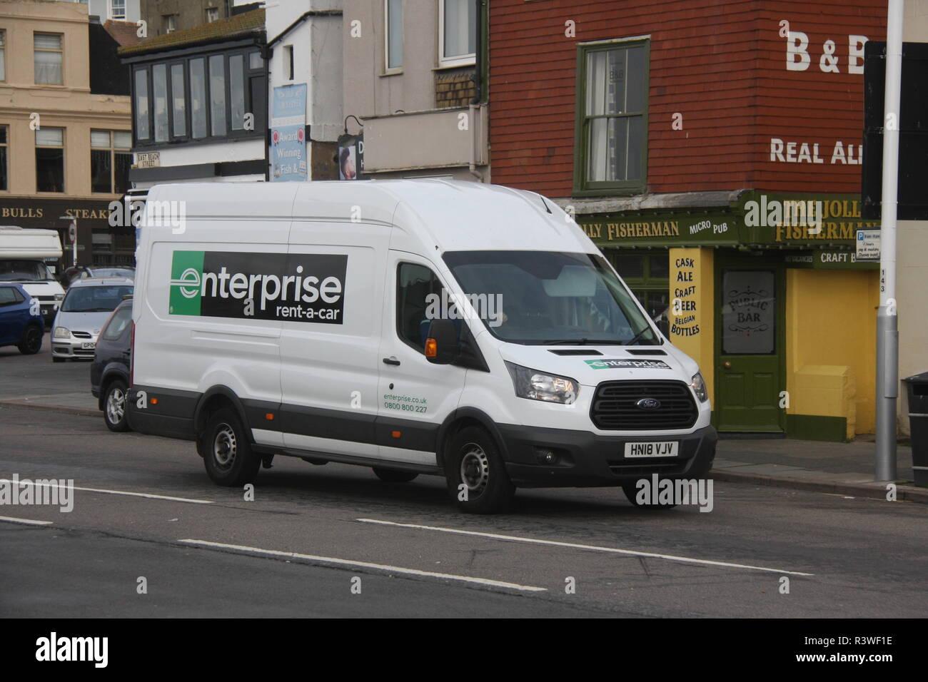 Enterprise Van Rental >> Enterprise Van Rental Stock Photos Enterprise Van Rental Stock