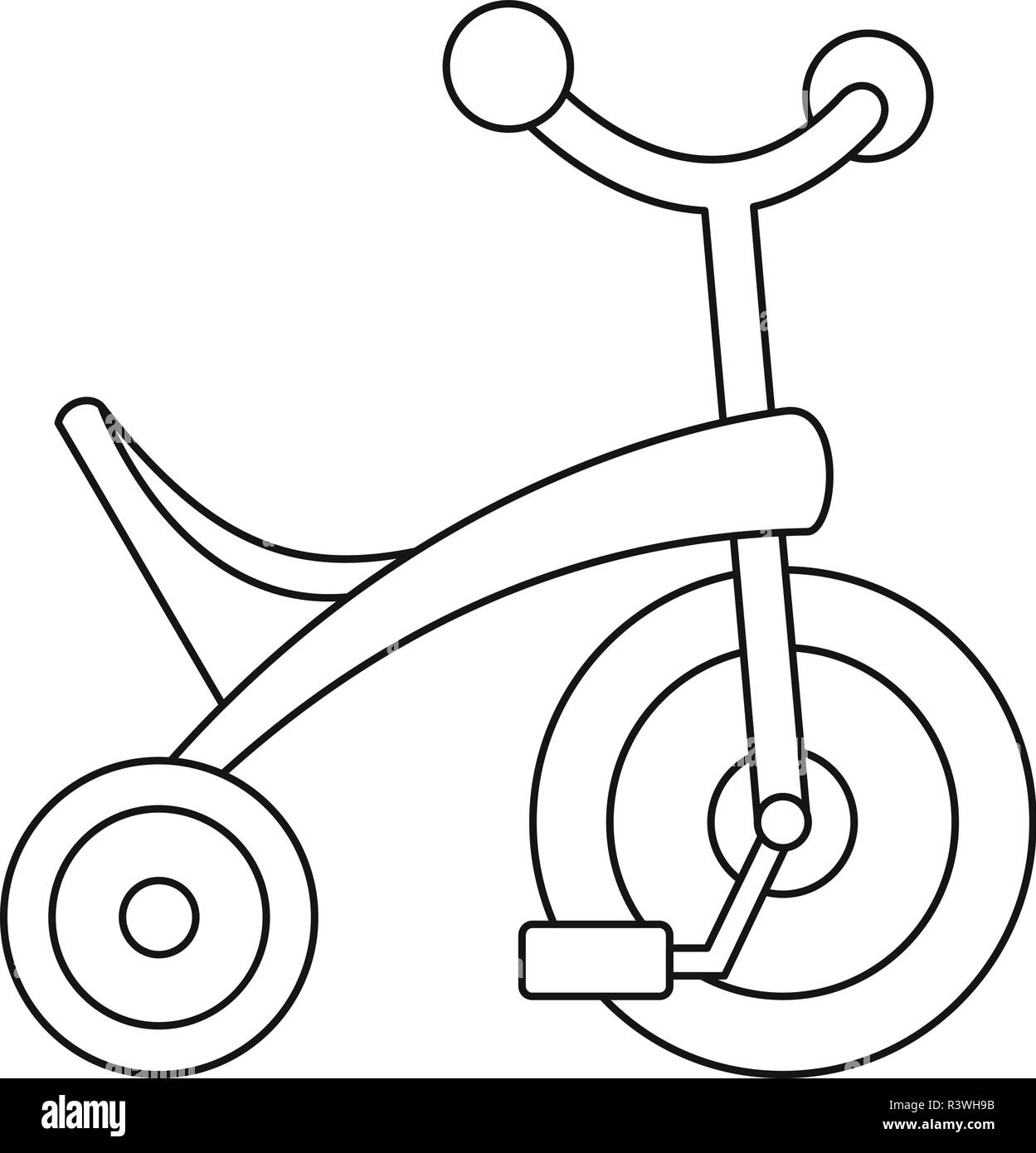 vintage retro boy toy bicycle stock photos vintage retro boy toy Madame Alexander Baby Doll Collection baby tricycle icon outline baby tricycle vector icon for web design isolated on white background
