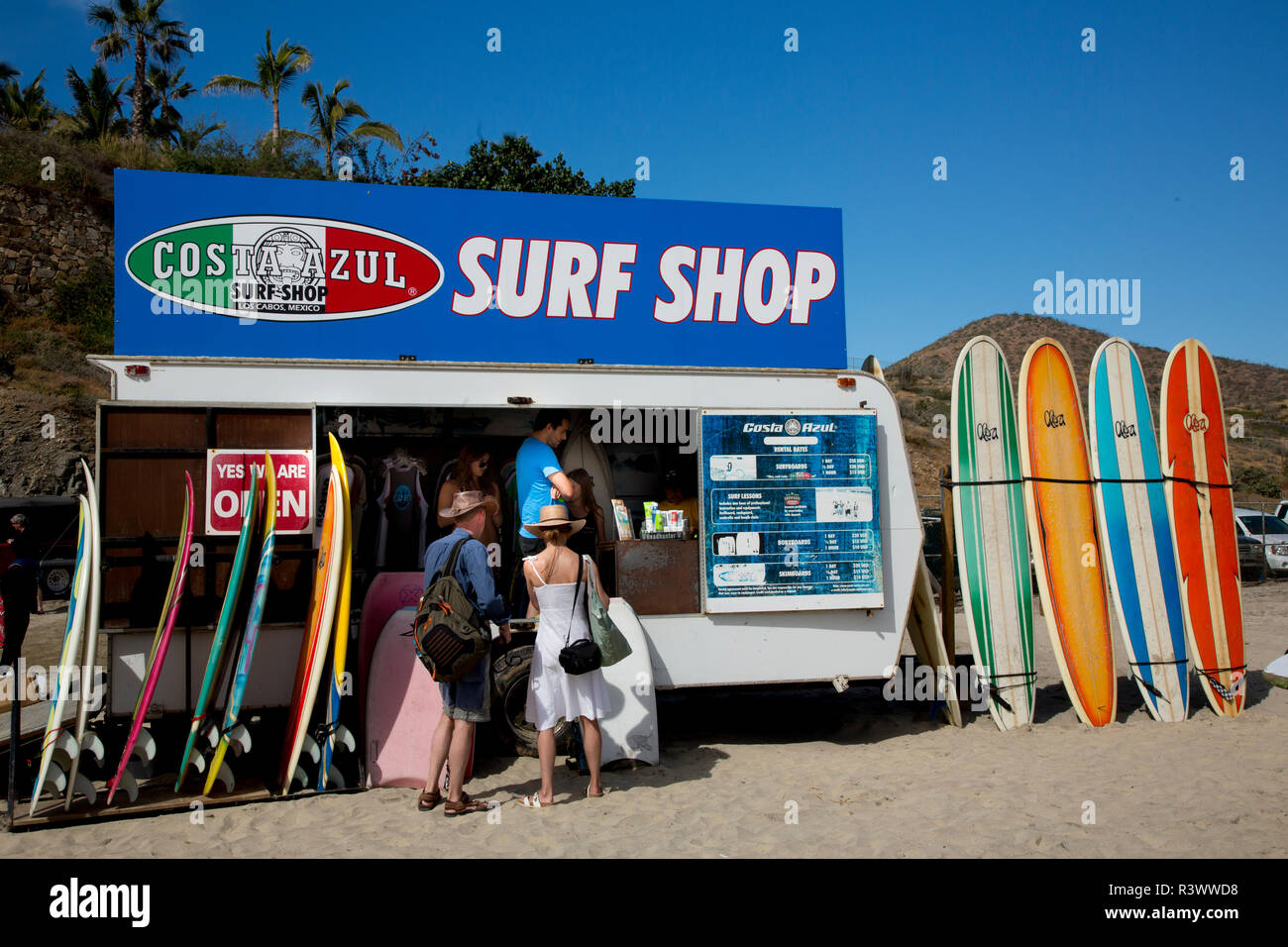 Surf Shop California Stock Photos & Surf Shop California