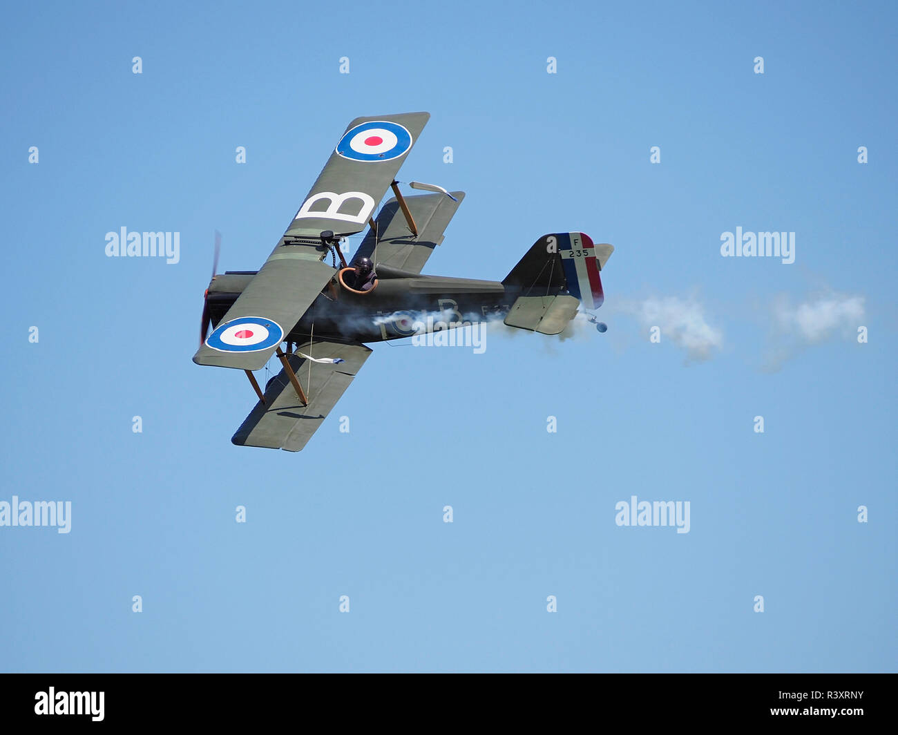 Stow Maries Great War Aerodrome near Maldon, Essex - Stock Image