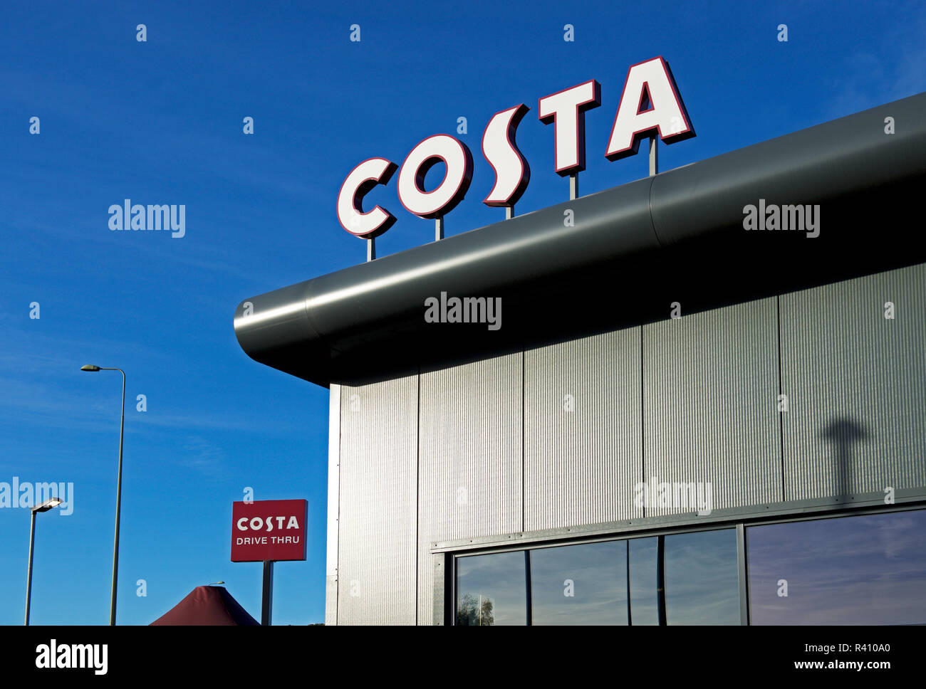 Costa Coffee Outlet Uk Stock Photos Costa Coffee Outlet Uk