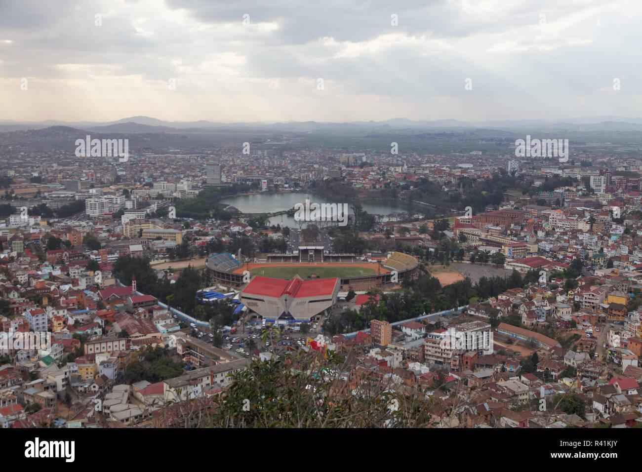 antananarivo - Stock Image