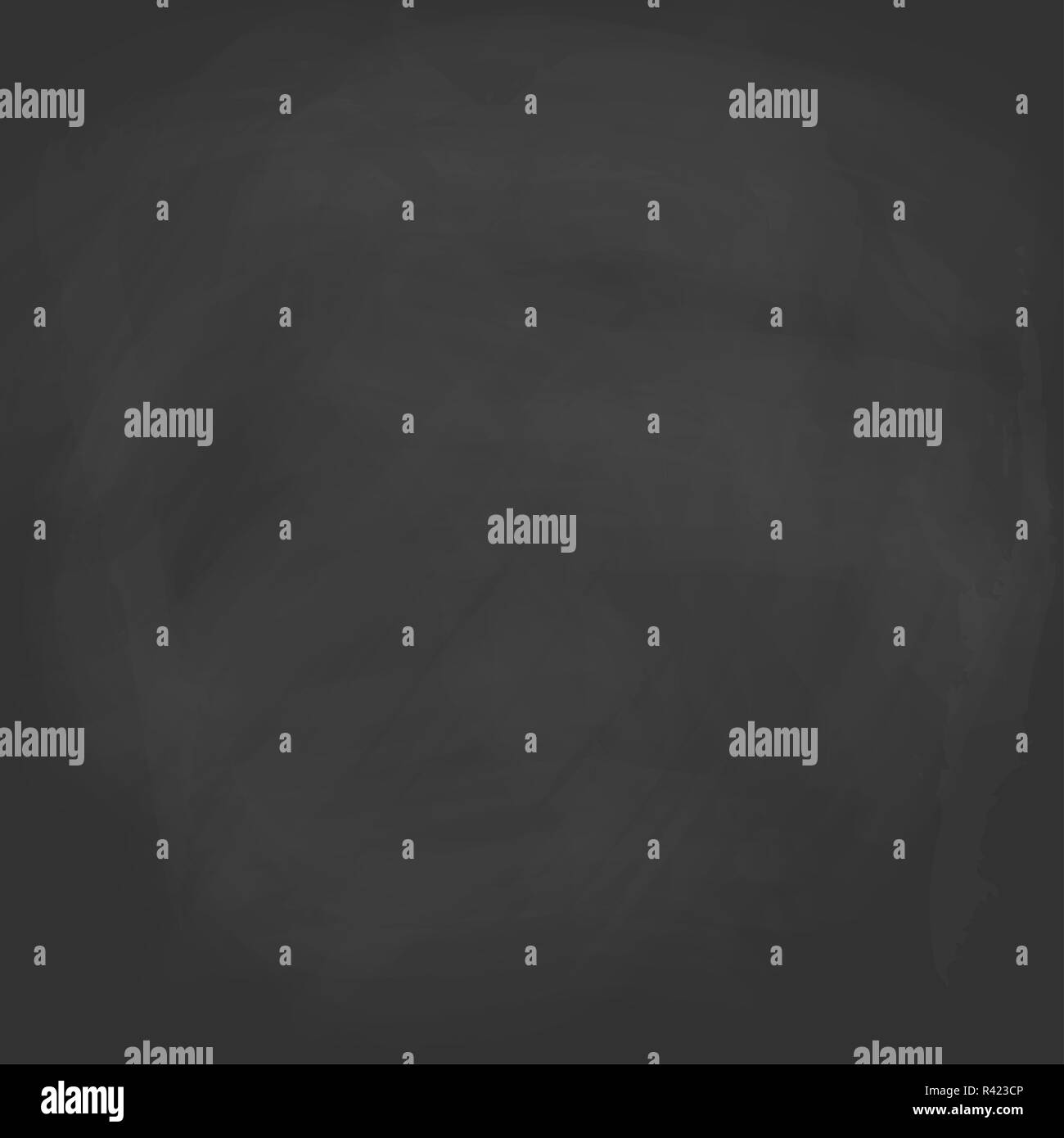 empty chalkboard black Stock Photo