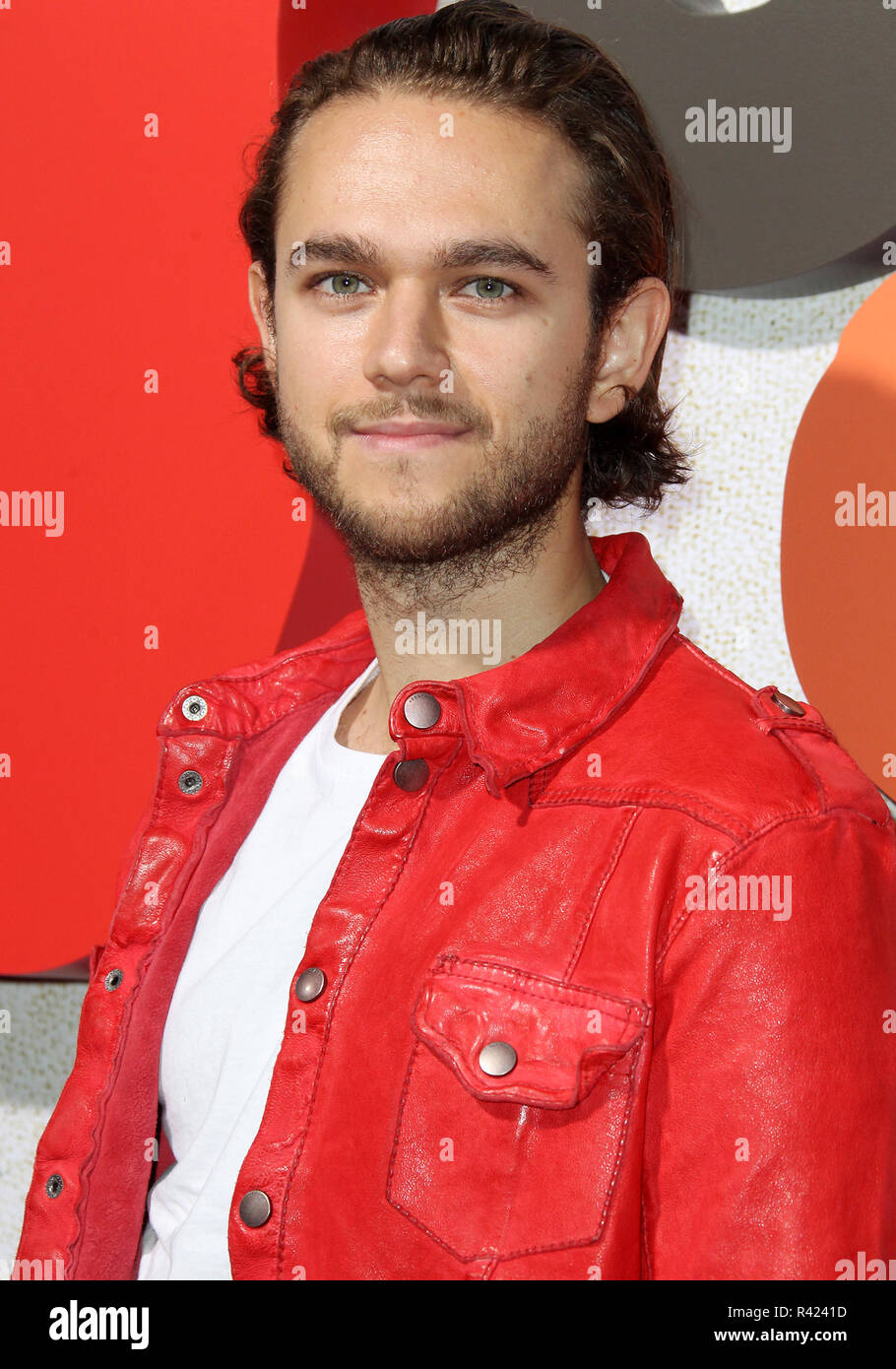 """""""Suspiria"""" Los Angeles Premiere held at The Arclight Hollywood Cinema Dome in Los Angeles, California.  Featuring: Zedd Where: Los Angeles, California, United States When: 24 Oct 2018 Credit: Adriana M. Barraza/WENN.com Stock Photo"""
