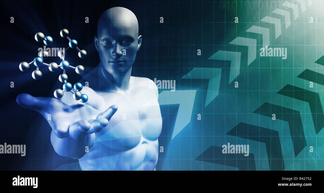 Science Professional - Stock Image