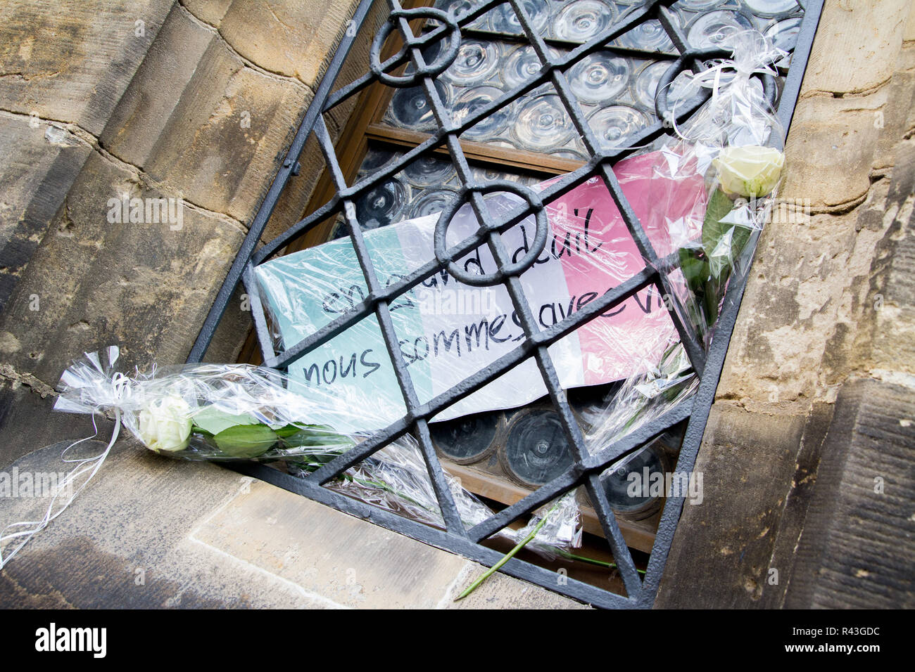 memory for paris - Stock Image
