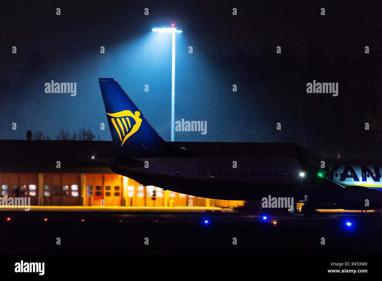 Frankfurt International Ryanair Terminal