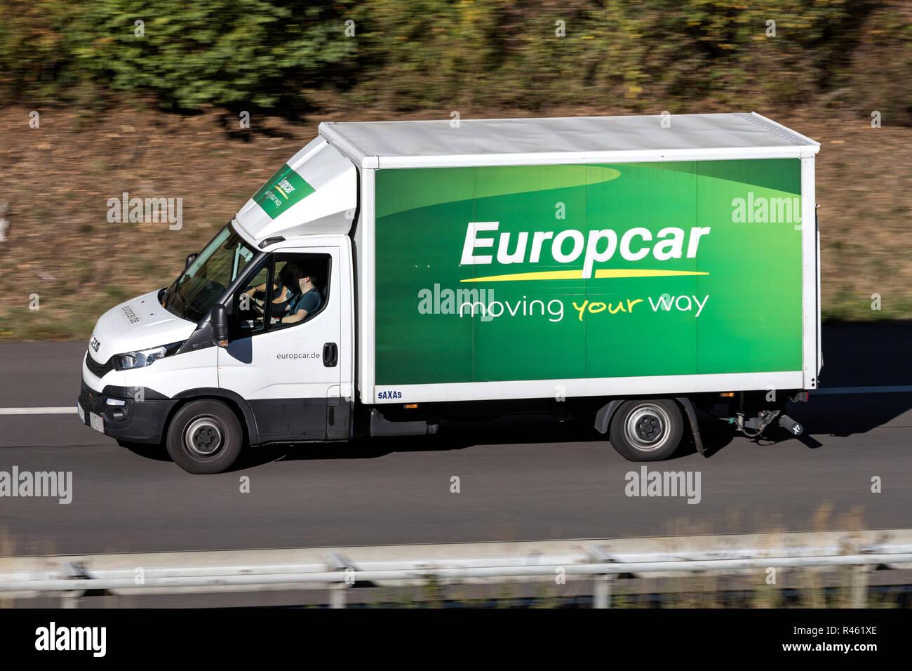Europcar Car Rental Stock Photos Europcar Car Rental Stock Images