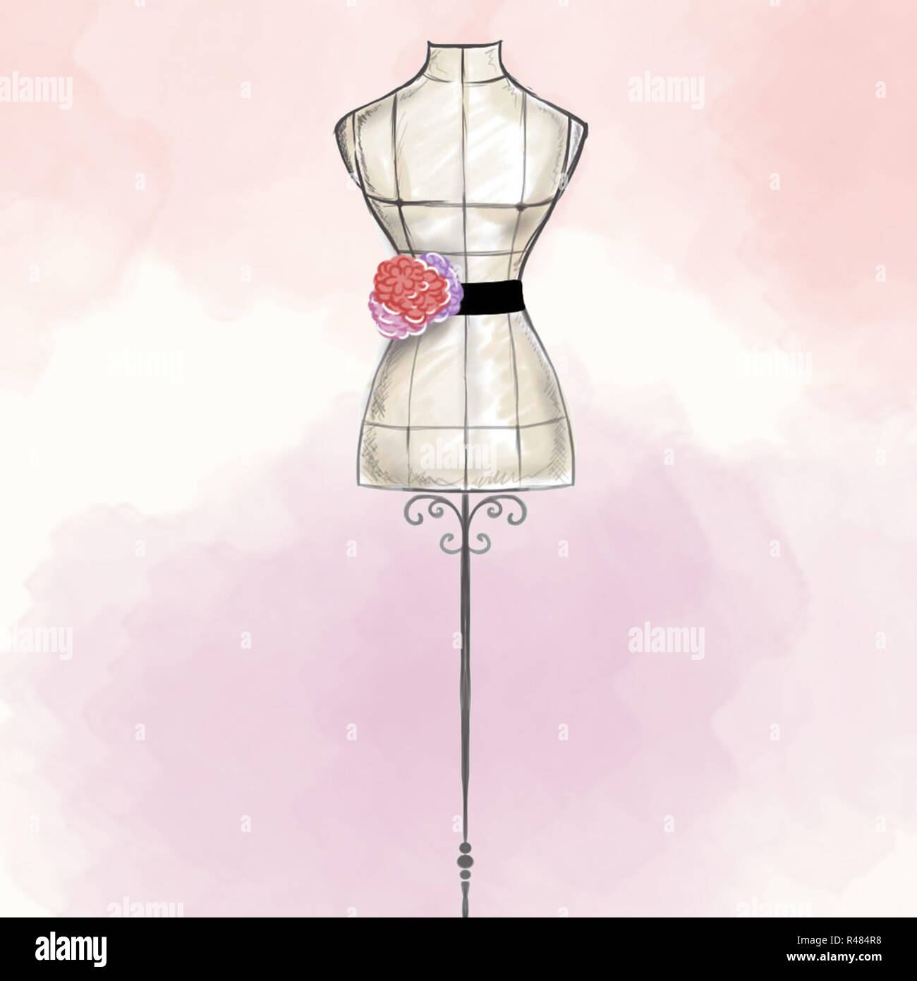 Dress Form High Resolution Stock Photography And Images Alamy
