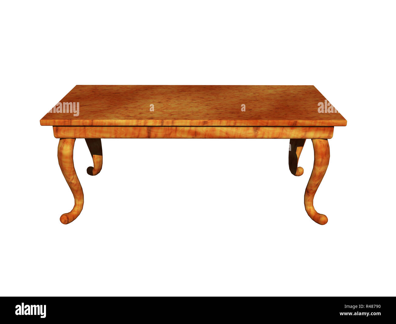 antique table free - Stock Image
