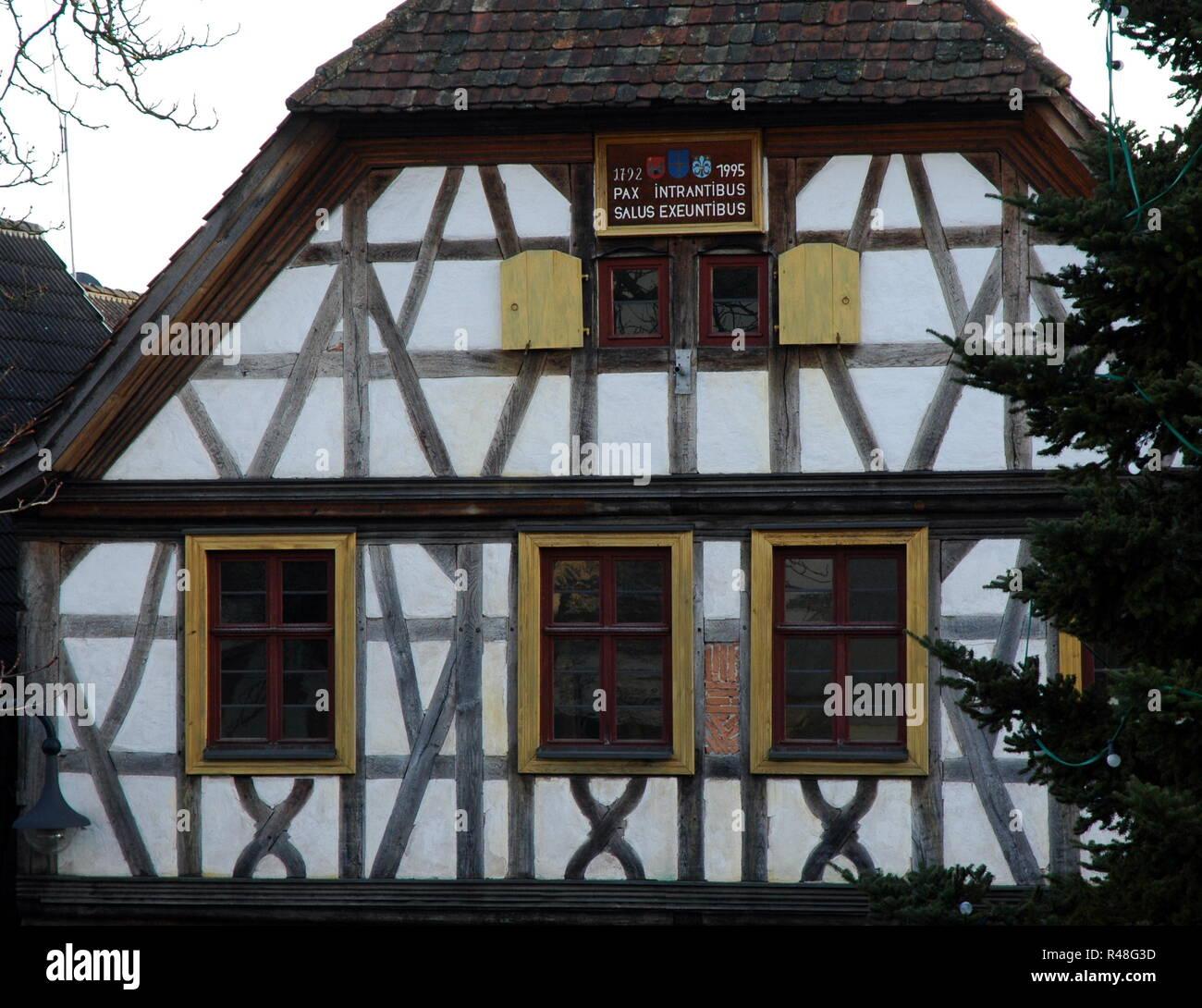 museum herxheim in der pfalz Stock Photo