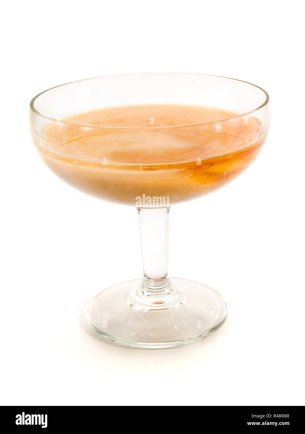 Baileys Chocolatini Cocktail baileys cut out stock images & pictures - alamy