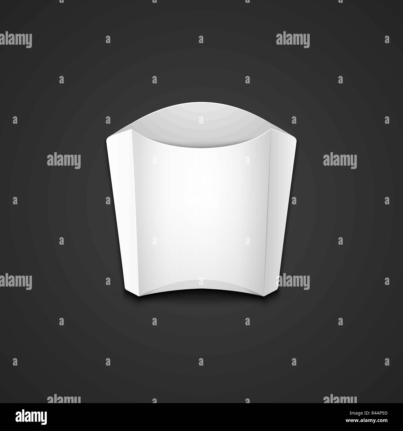 box of fries black and white stock photos images alamy