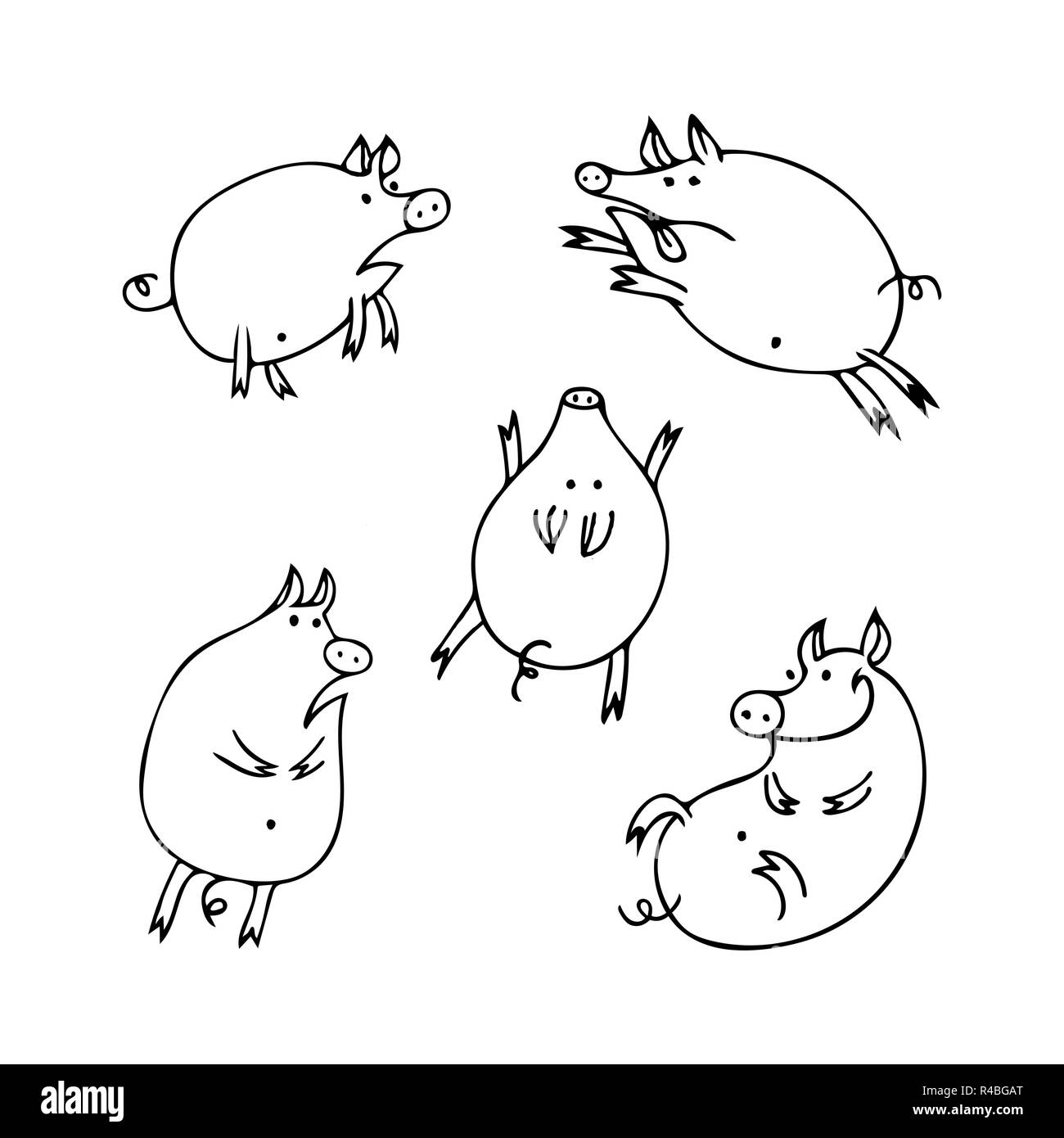 coloring pages pig.html