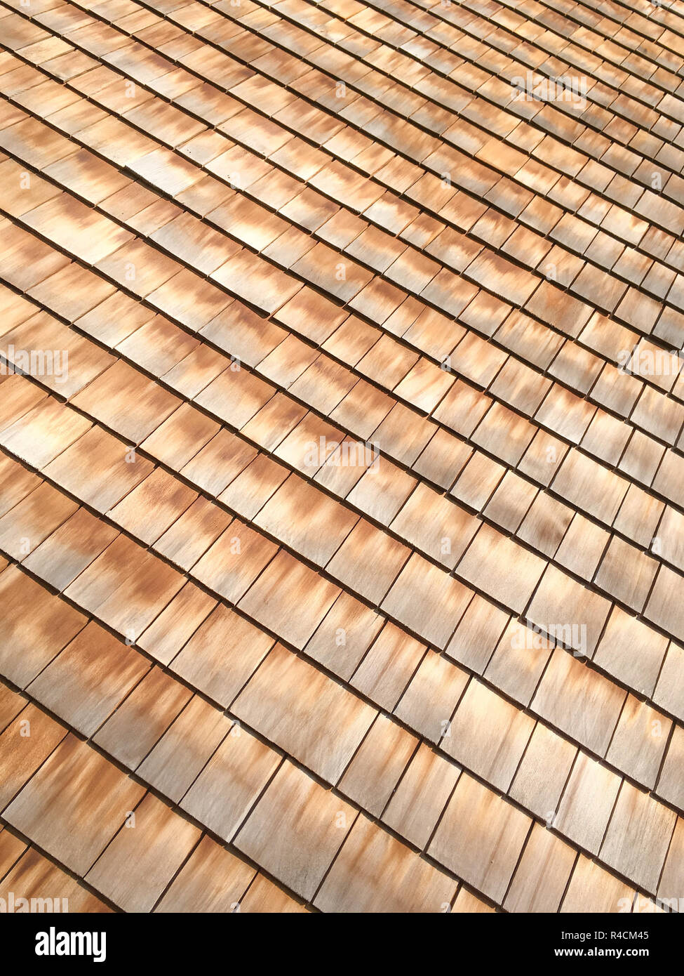 Wooden planks. - Stock Image