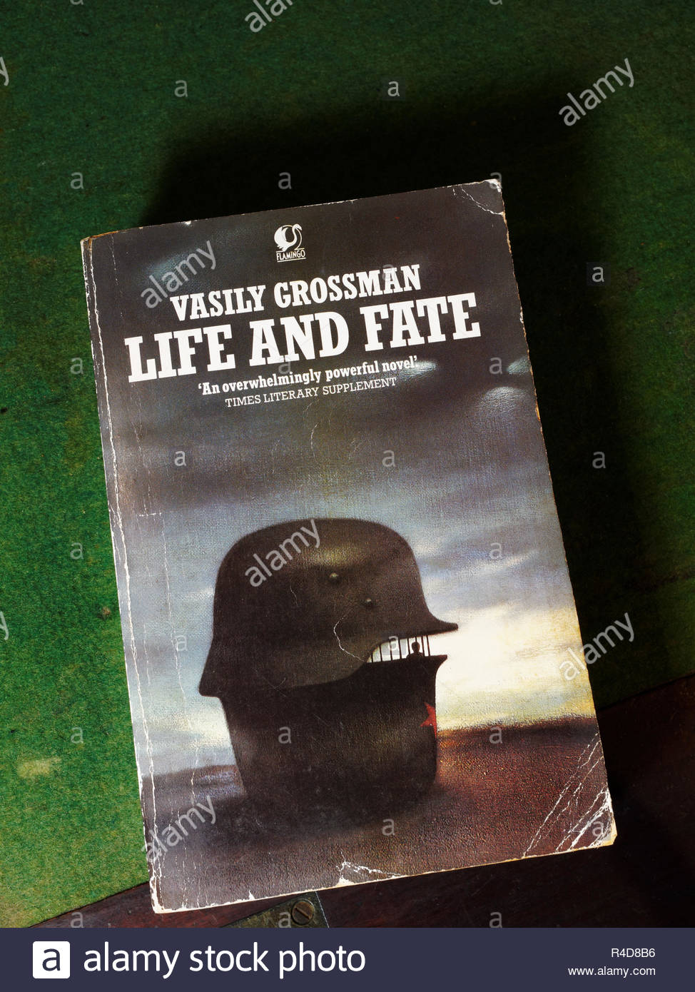 Novel Life and Fate about world war 2 in Russia by Vasily Grossman - Stock Image