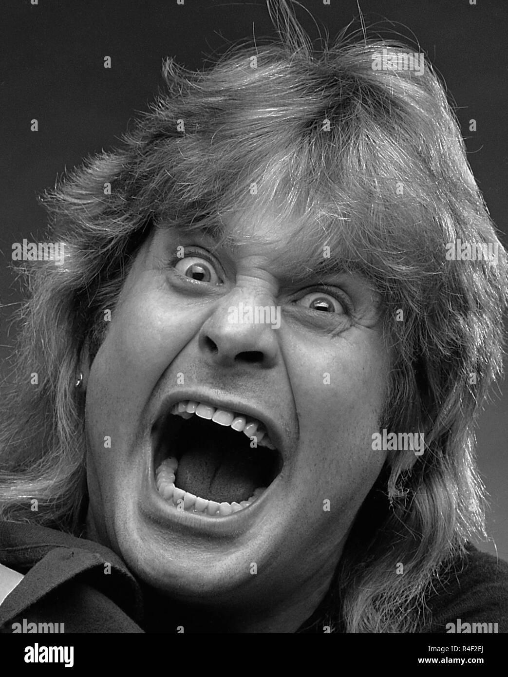 Ozzy Osborne-Ozzy Osbourne - Stock Image
