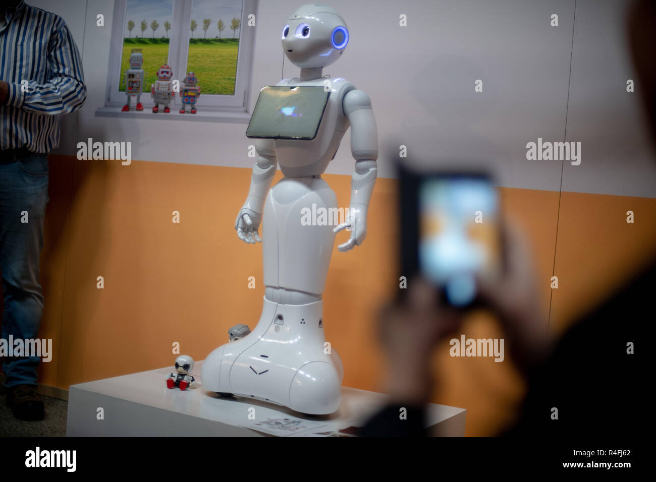 Robotics - Stock Image