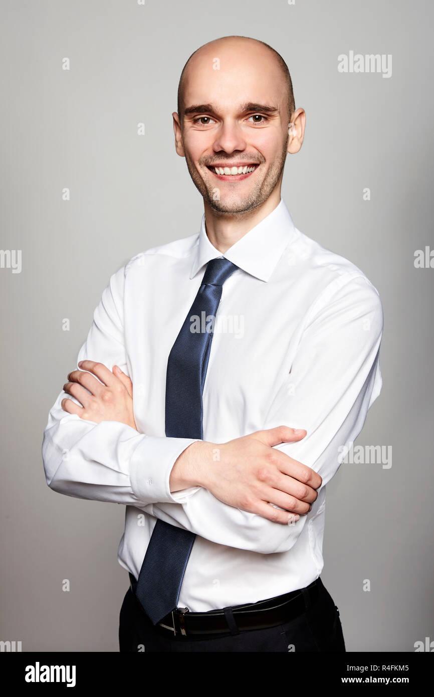 Successful Man - Stock Image