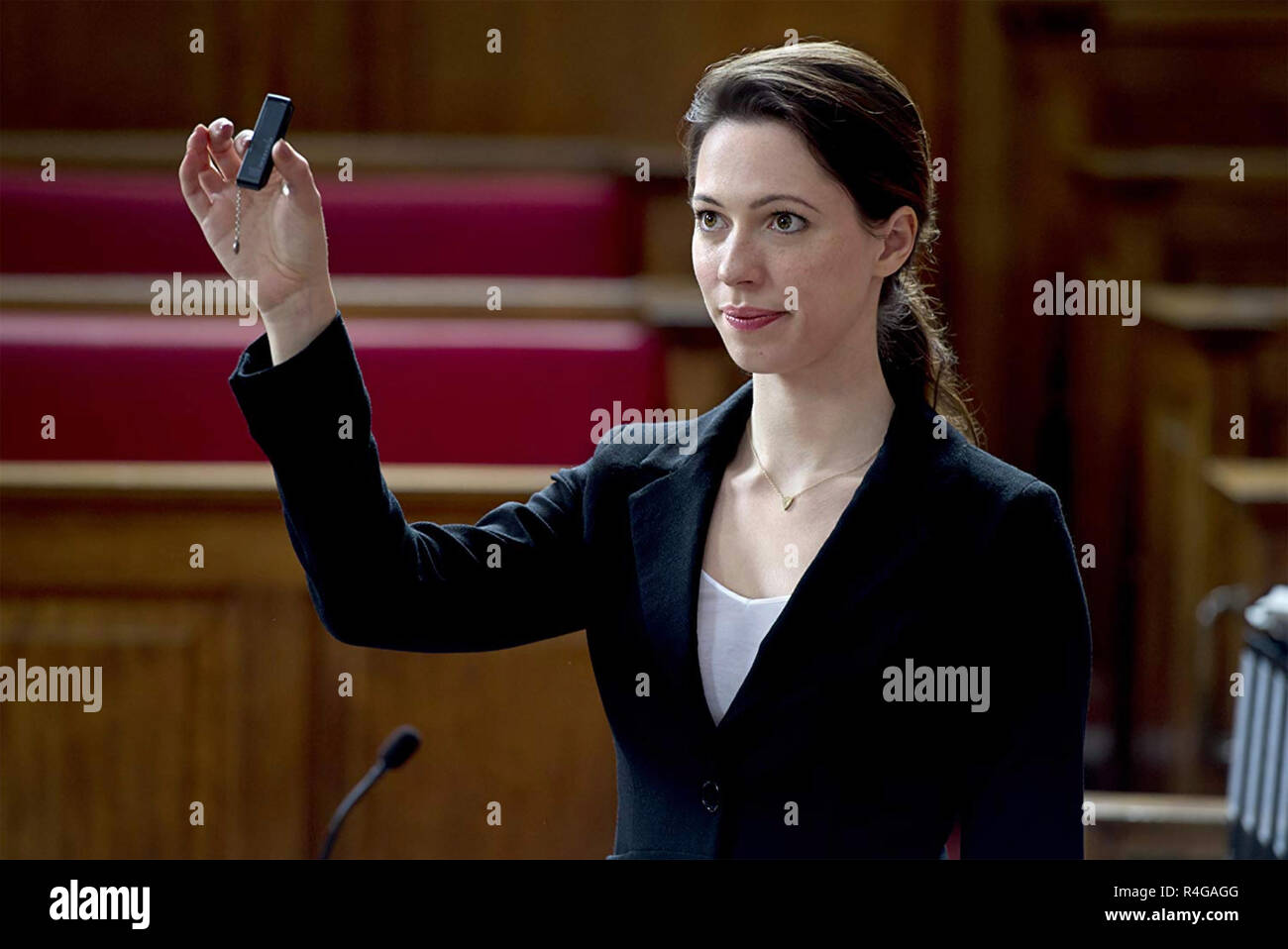 CLOSED CIRCUIT 2013 Working Title film with Rebecca Hall - Stock Image