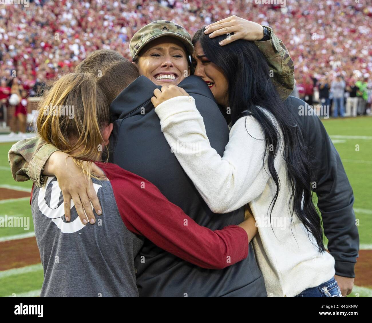 University Of Oklahoma Football Stock Photos & University ...