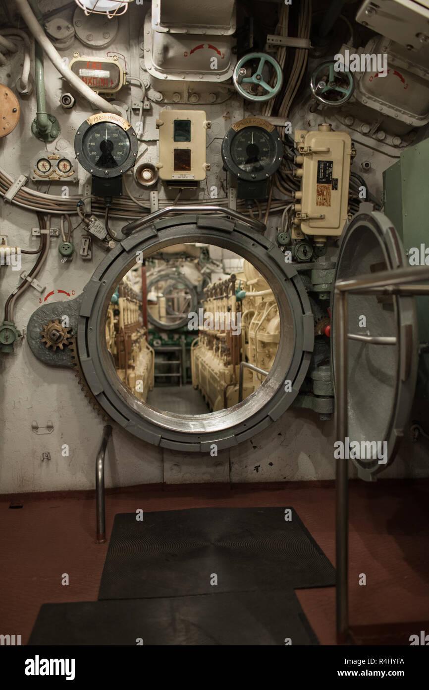 Cargo Ship Engine Room: Ship Hatch Sea Stock Photos & Ship Hatch Sea Stock Images