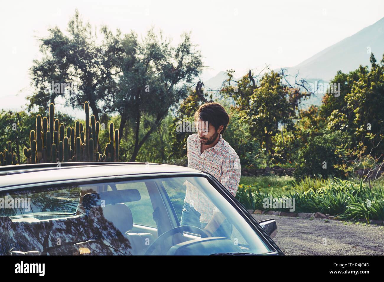 Girls in Mercedes
