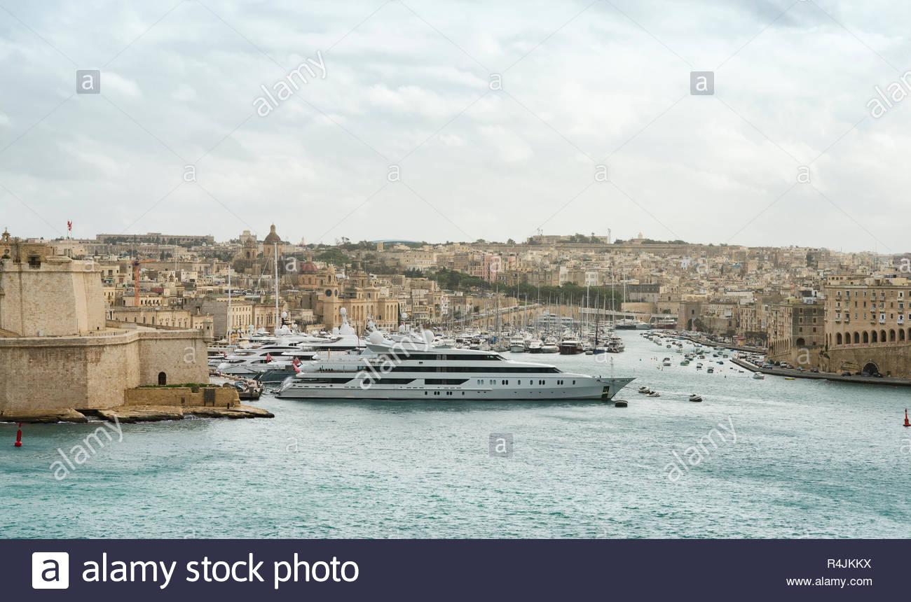 Luxury Megayacht Superyacht Motor Yacht Stock Photos Luxury