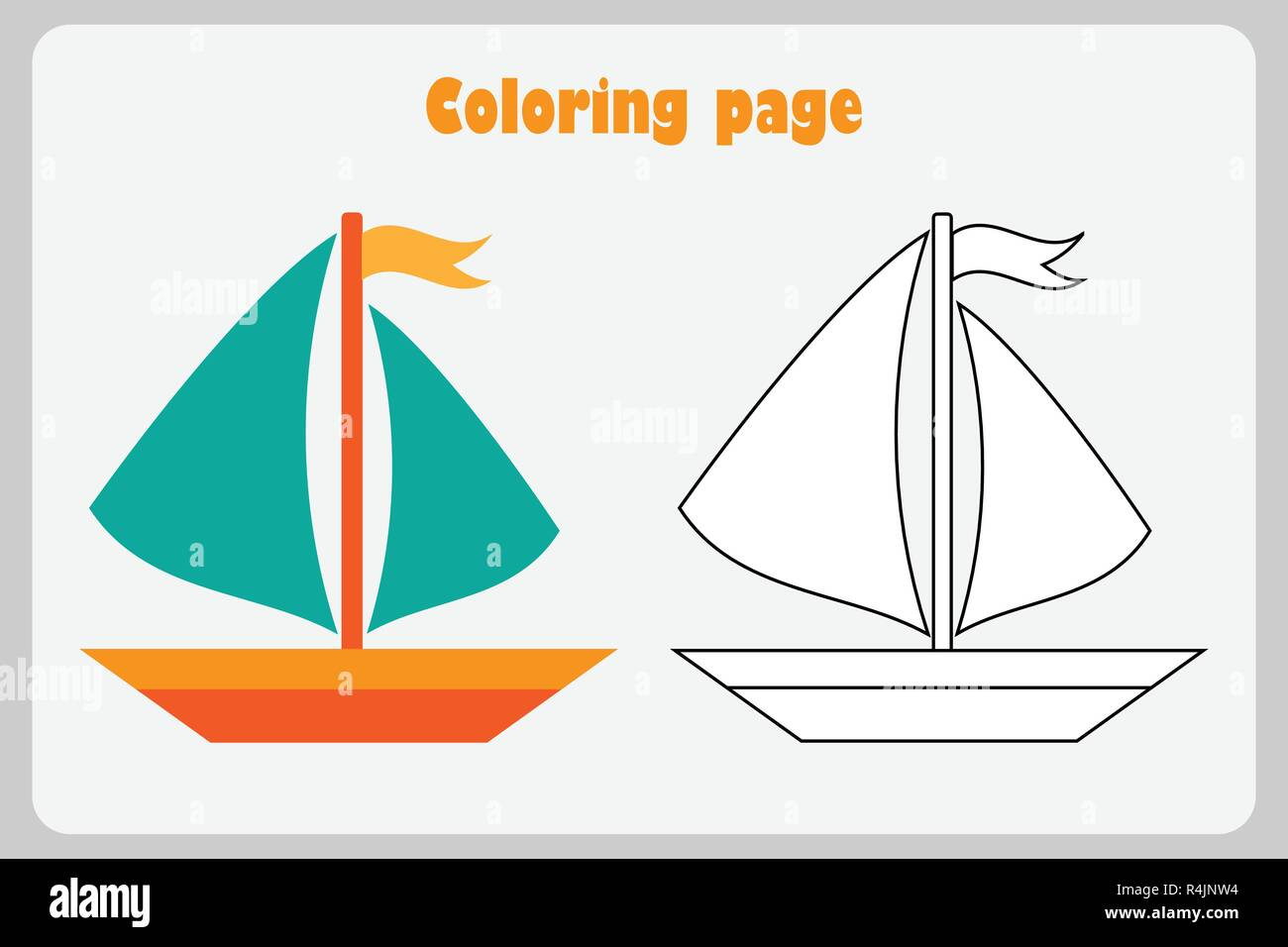Boat Coloring Pages | 956x1300