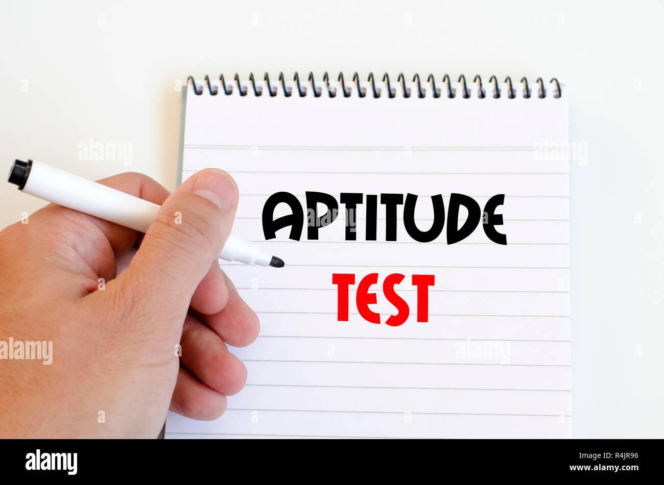 Aptitude Test Stock Photos & Aptitude Test Stock Images - Alamy