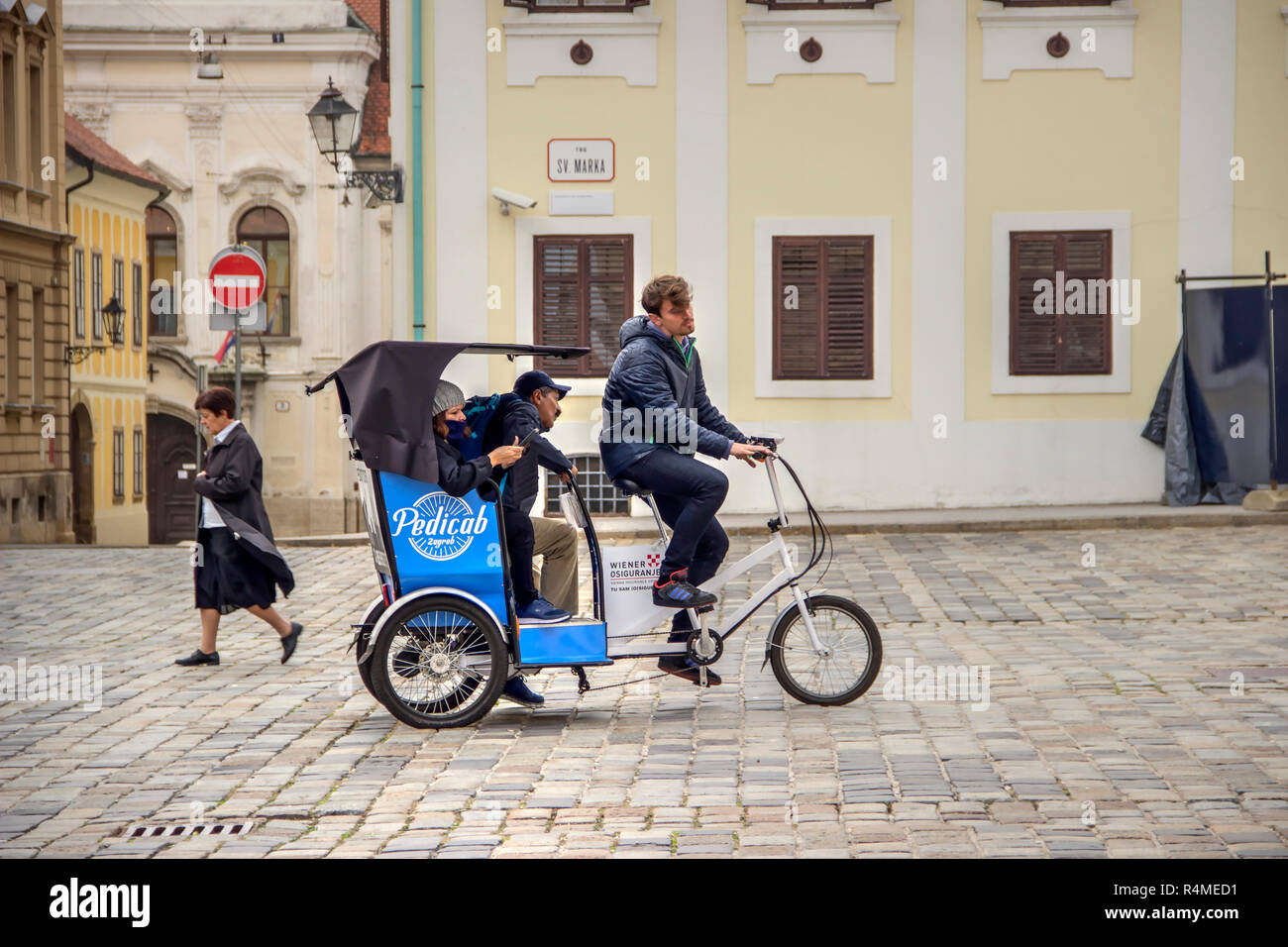 Powered Tricycle Stock Photos & Powered Tricycle Stock Images - Alamy