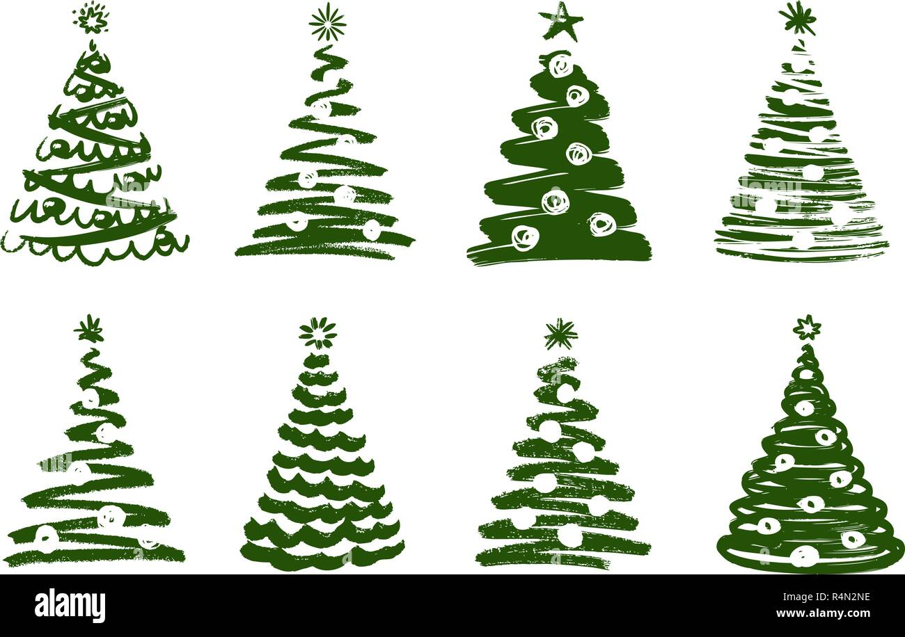 christmas tree abstract symbol new year xmas set of icons vector illustration stock vector image art alamy https www alamy com christmas tree abstract symbol new year xmas set of icons vector illustration image226656570 html
