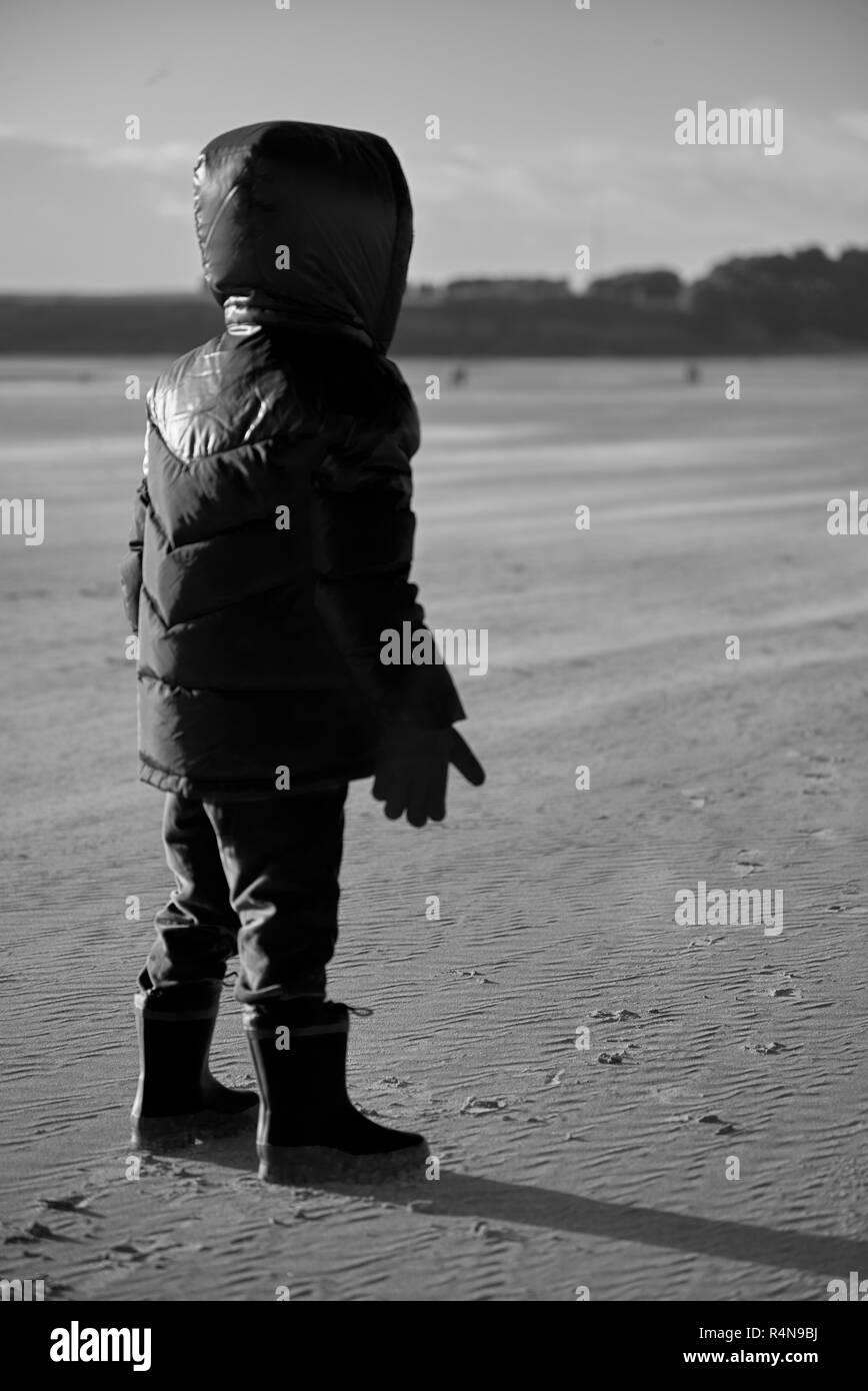 Desolation - Stock Image