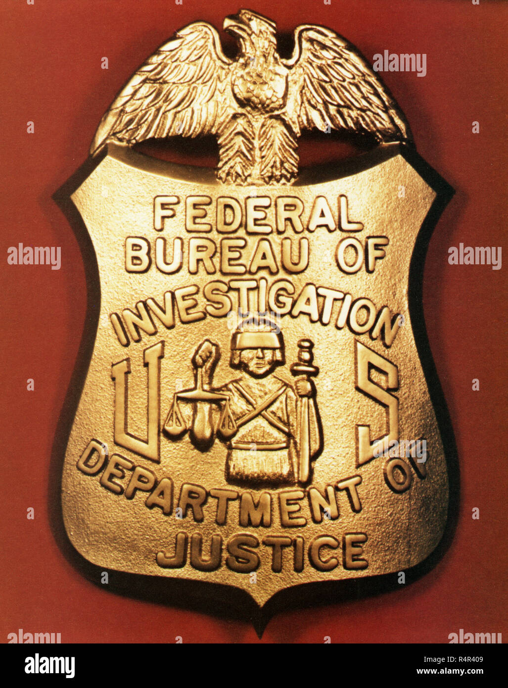 Fbi Badge Stock Photos & Fbi Badge Stock Images - Alamy