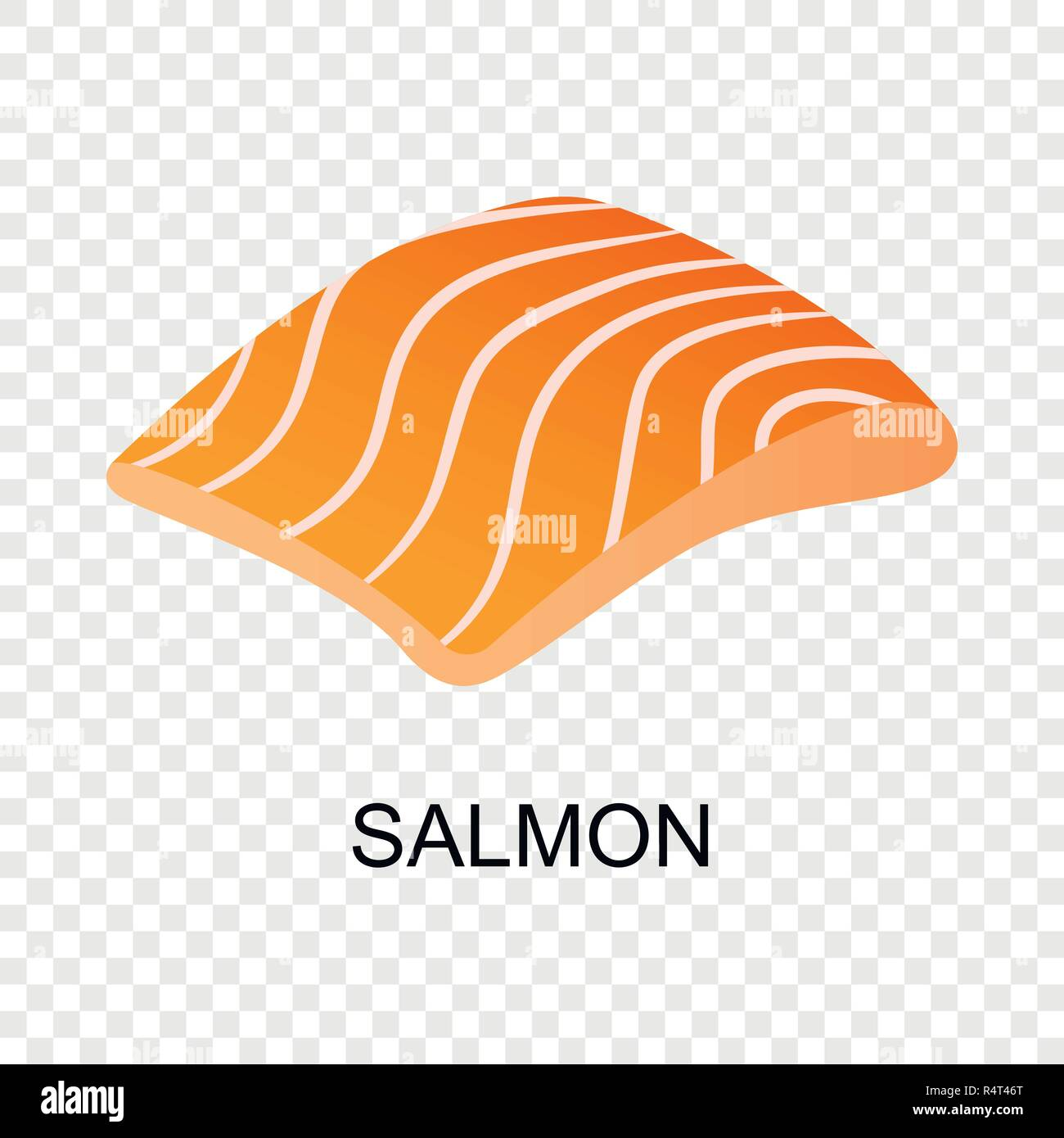 slice of salmon icon isometric of slice of salmon vector icon for on transparent background stock vector image art alamy https www alamy com slice of salmon icon isometric of slice of salmon vector icon for on transparent background image226723584 html