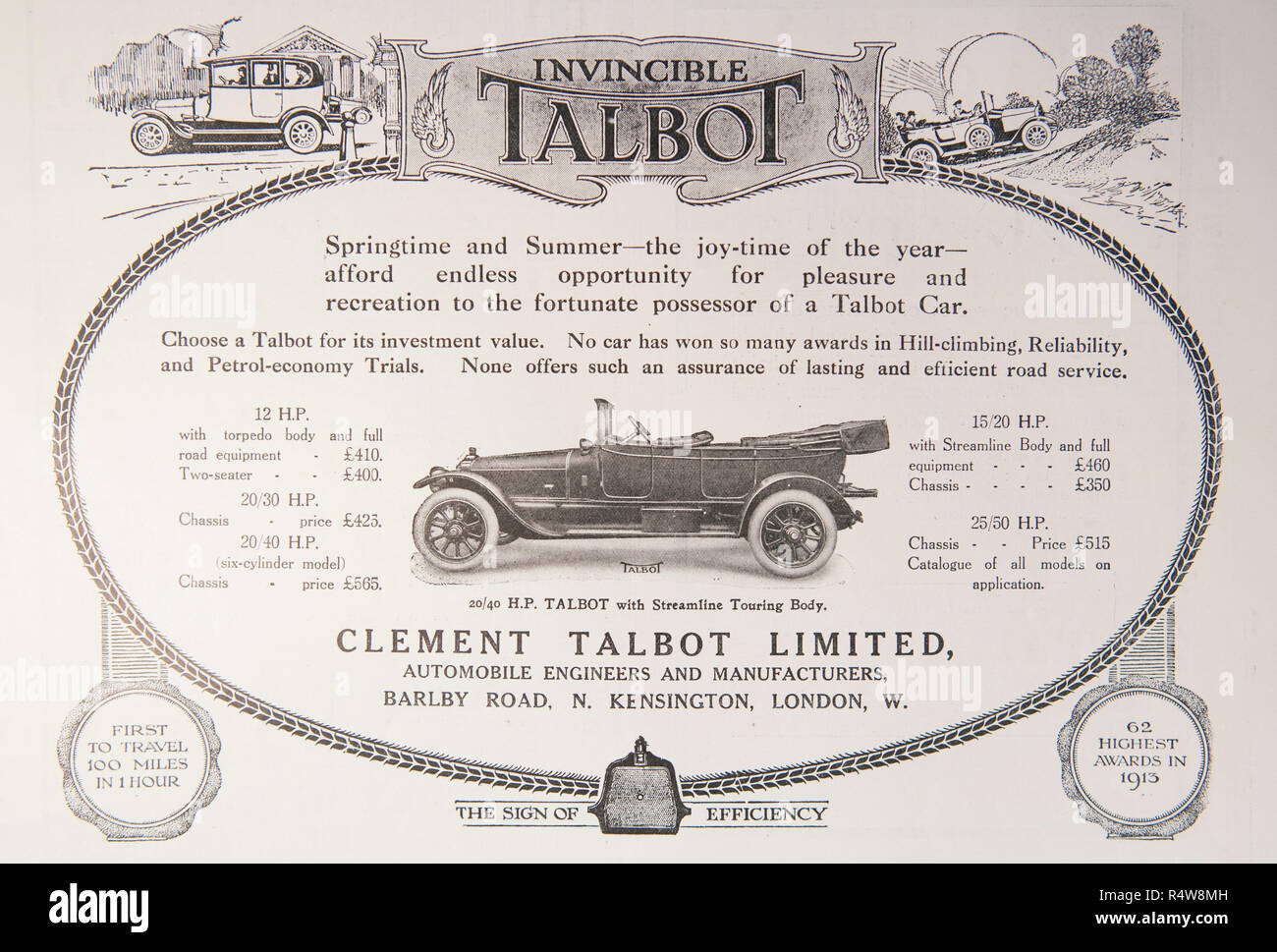 Clement Talbot Stock Photos & Clement Talbot Stock Images - Alamy