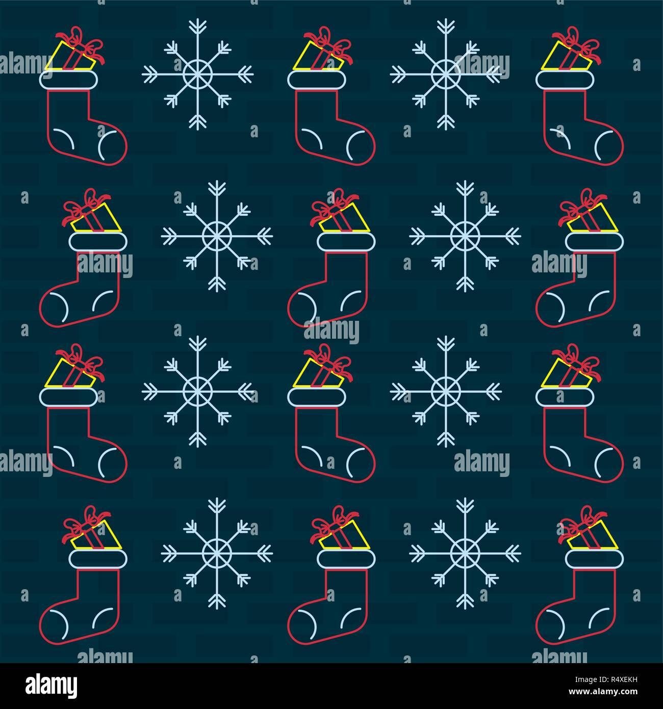 merry christmas wallpaper neon lights R4XEKH