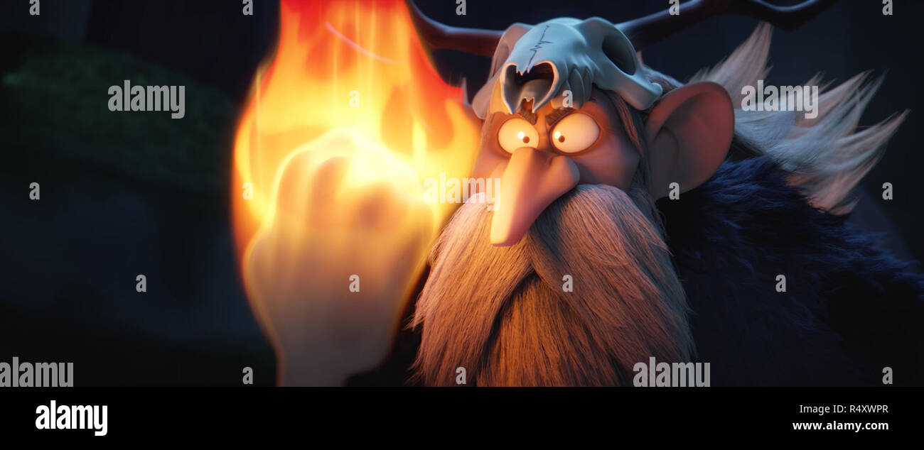 Asterix: The Secret of the Magic Potion (French: Astérix: Le Secret