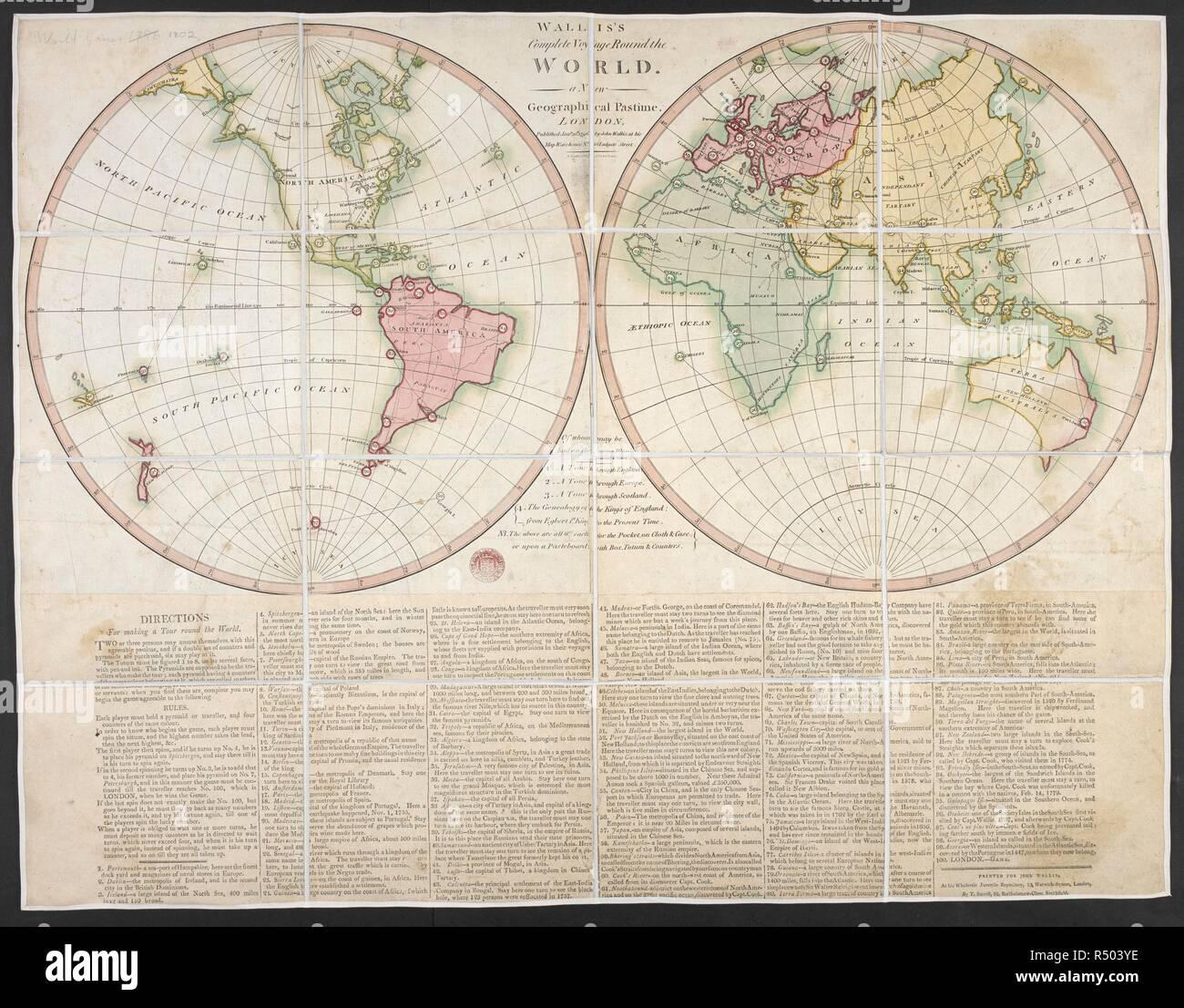 World Maps Equator Stock Photos & World Maps Equator Stock Images ...