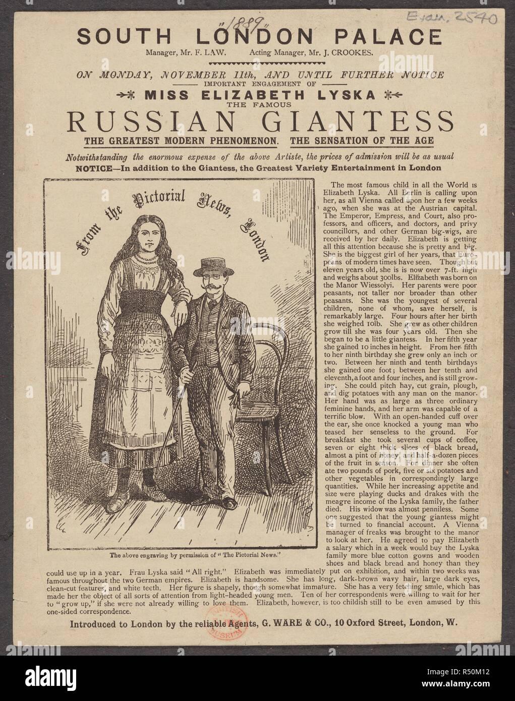 Rusian Giantess
