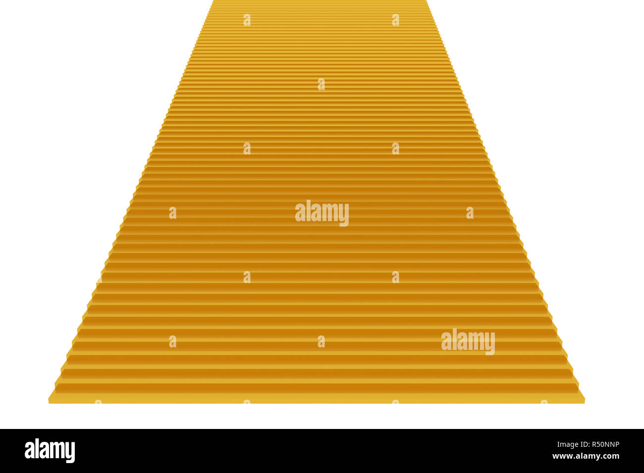 Golden ladder. Background abstract for graphic resource. - Stock Image