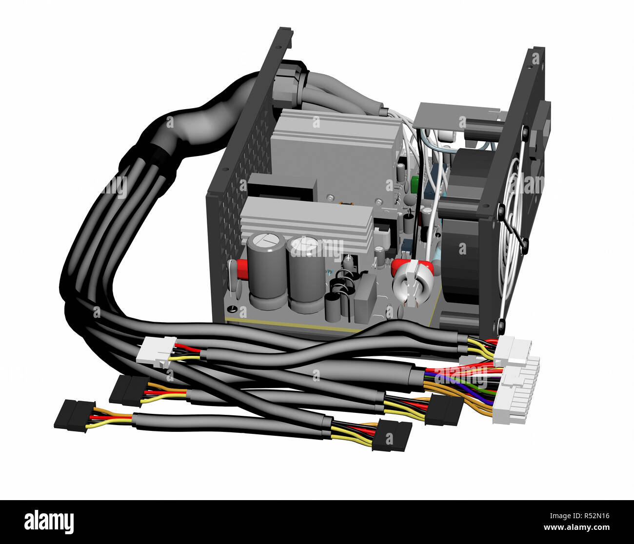Admirable Sse Power Cut Out Stock Images Pictures Alamy Wiring Digital Resources Skatpmognl