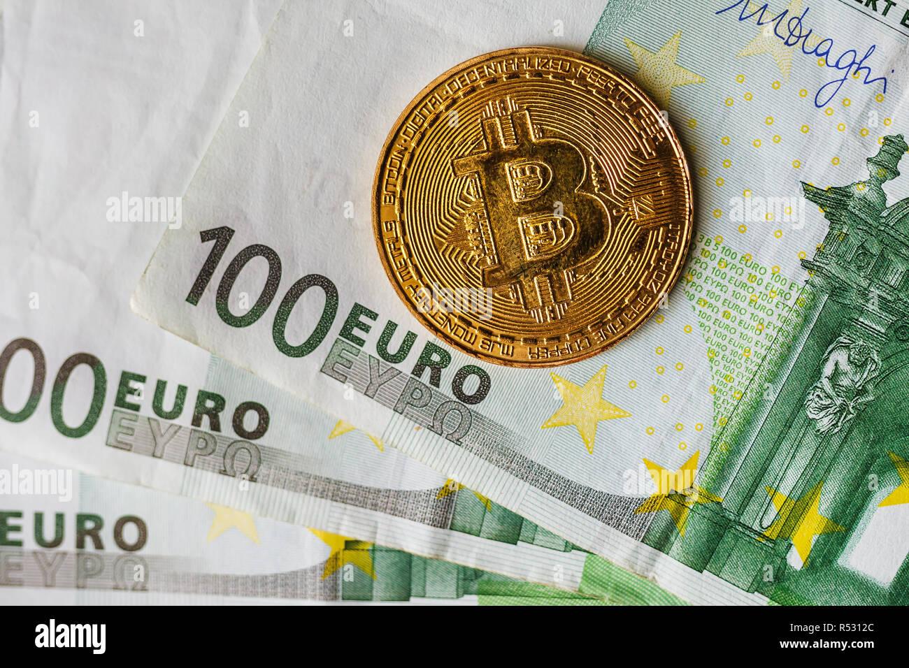 100 euros to bitcoins worth