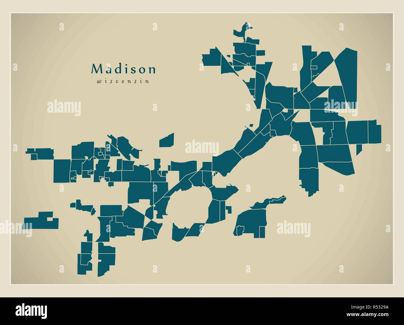 Modern City Map - Madison Wisconsin city of the USA with ... on madison wisconsin us map, city of deer park map, city of delavan map, city of college park map, city of monona map, city of brook park map, city of lexington map, city of new york city map, city of ely nv map, city of alabama map, city of brooklyn map, city of rice lake map, city wi map, city of benson map, madison wi map, city of union city map, city of savage map, city of plant city map, city of wisconsin map, city of oklahoma map,
