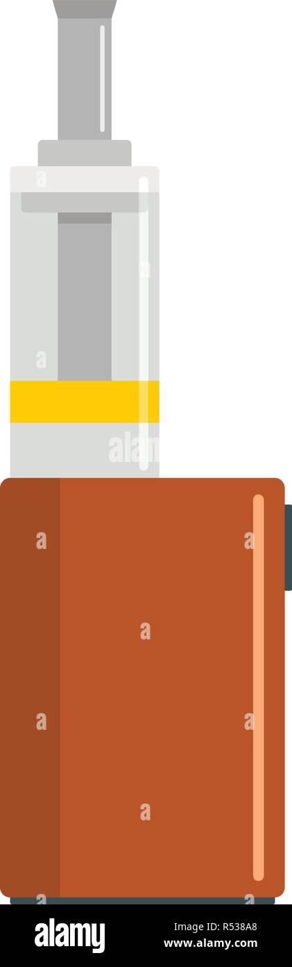 Mod box icon. Flat illustration of mod box vector icon for web design - Stock Image